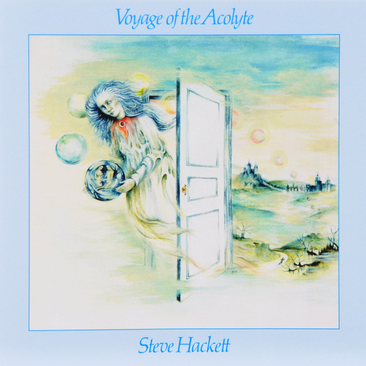 Стив Хэкетт Steve Hackett. Voyage Of The Acolyte стив форберт steve forbert the place and time