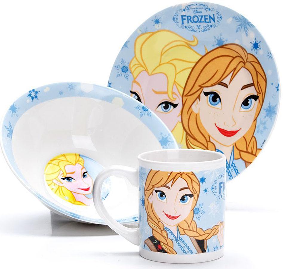 Набор для завтрака Disney Снежная королева, 3 предмета. 27000