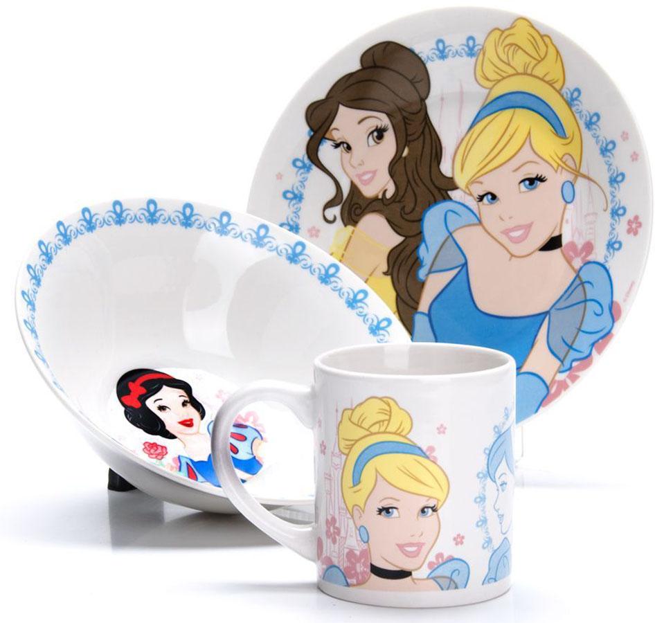 Набор для завтрака Disney Золушка, 3 предмета. 27003