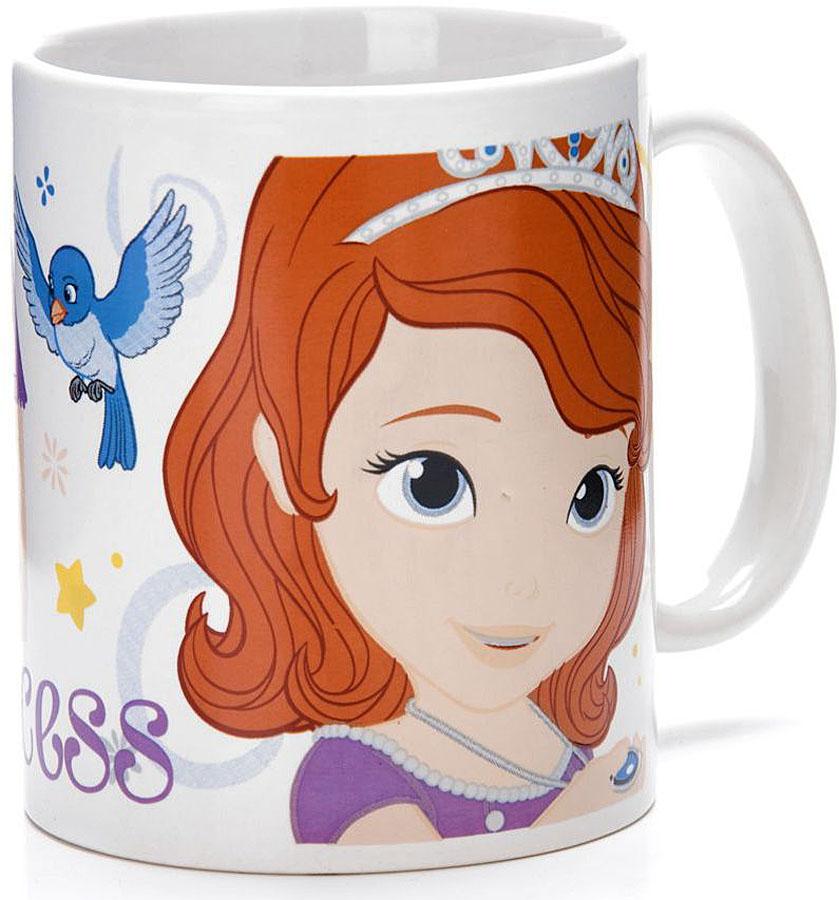 Фото - Кружка Disney София, 315 мл.27015 кружка детская disney софия 27015