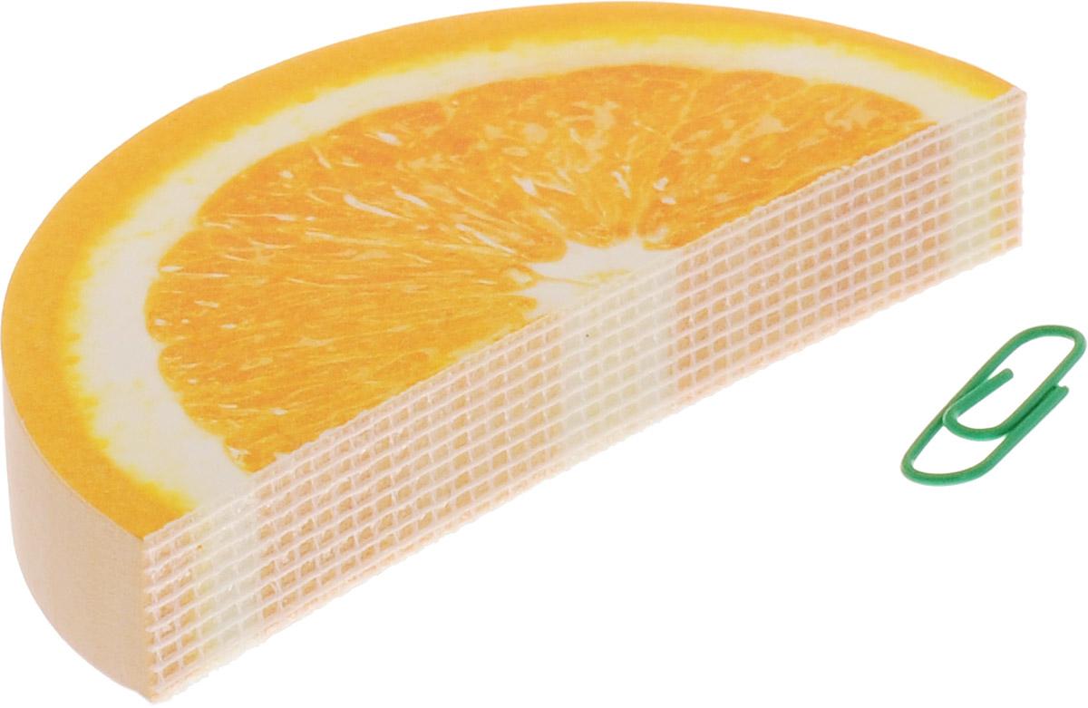 Эврика Блокнот Апельсин