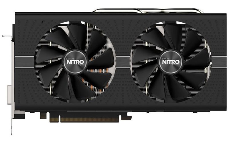 Видеокарта Sapphire Nitro+ Radeon RX 570 4GB, 11266-14-20G