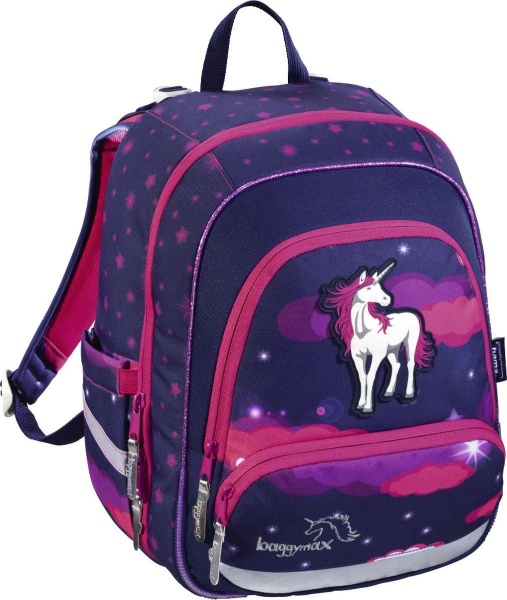 Hama Ранец школьный BaggyMax Unicorn Dream цена