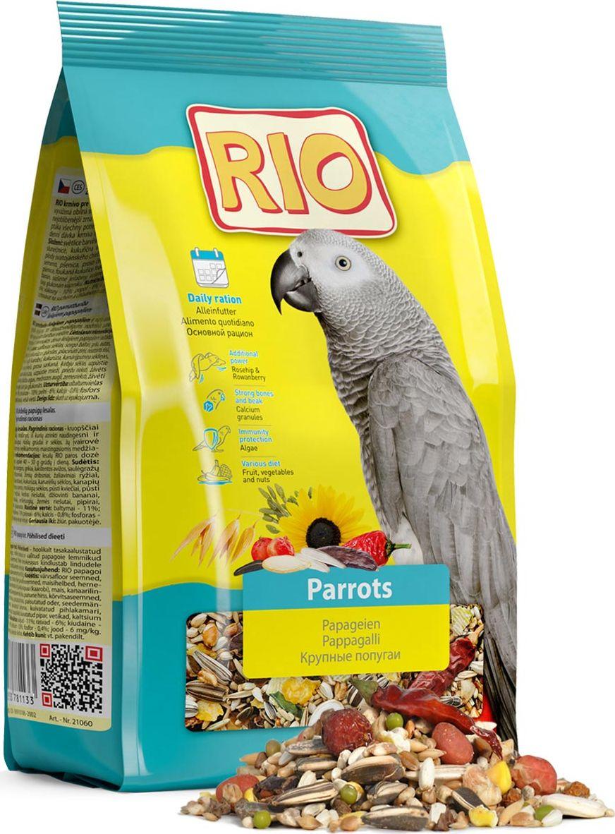 "Корм для крупных попугаев ""Rio"", 500 г"