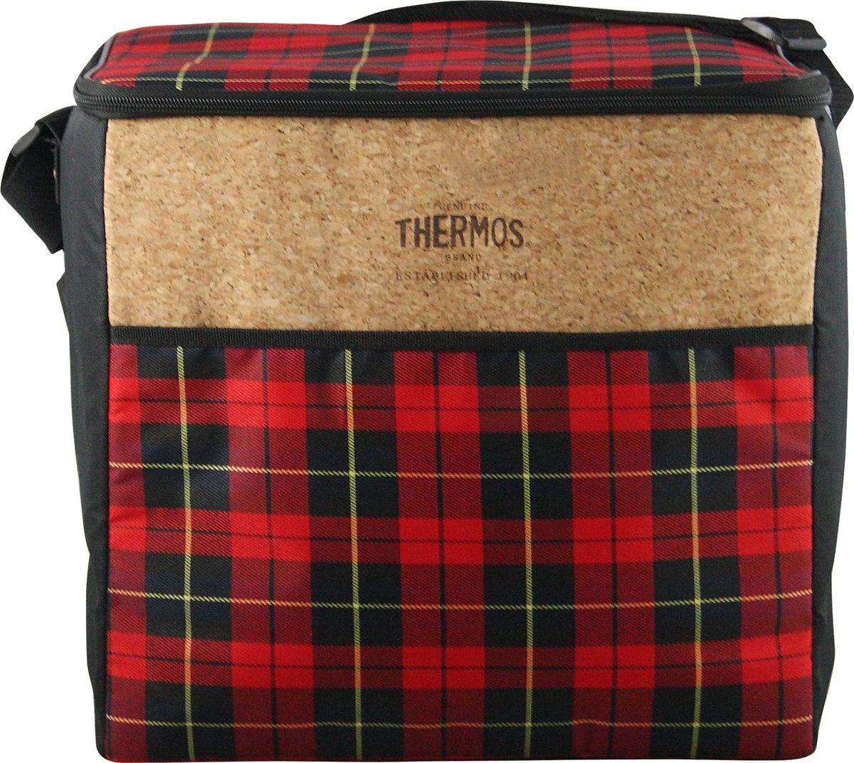 Сумка-термос Thermos Heritage 36 Can Cooler, цвет: красный, 30 л