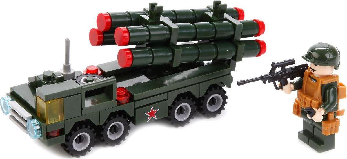 Город мастеров Конструктор Армия ЗРК