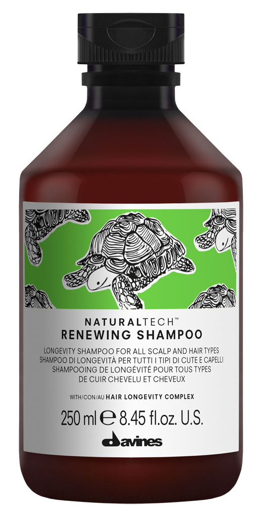 Davines Renewing Shampoo Обновляющий шампунь, 250 мл шампунь продлевающий чистоту волос