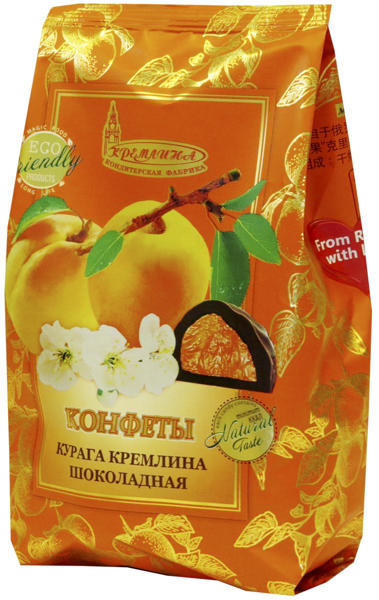 Кремлина Курага в шоколаде, 190 г