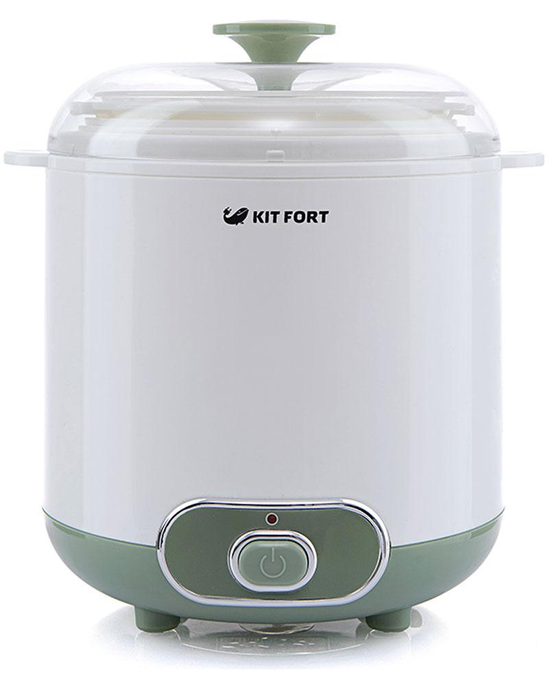 все цены на Йогуртница Kitfort КТ-2005 онлайн