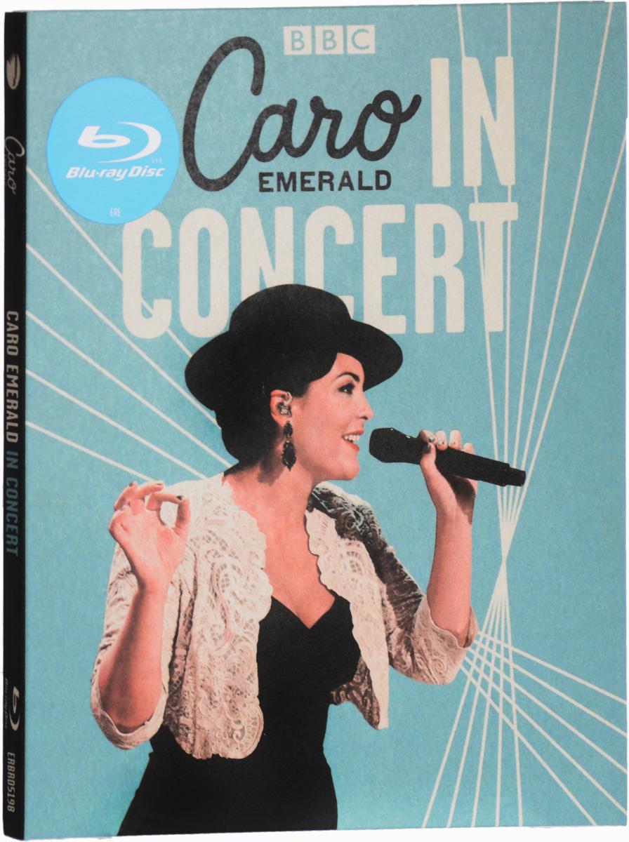 Caro Emerald: In Concert (Blu-ray) недорго, оригинальная цена