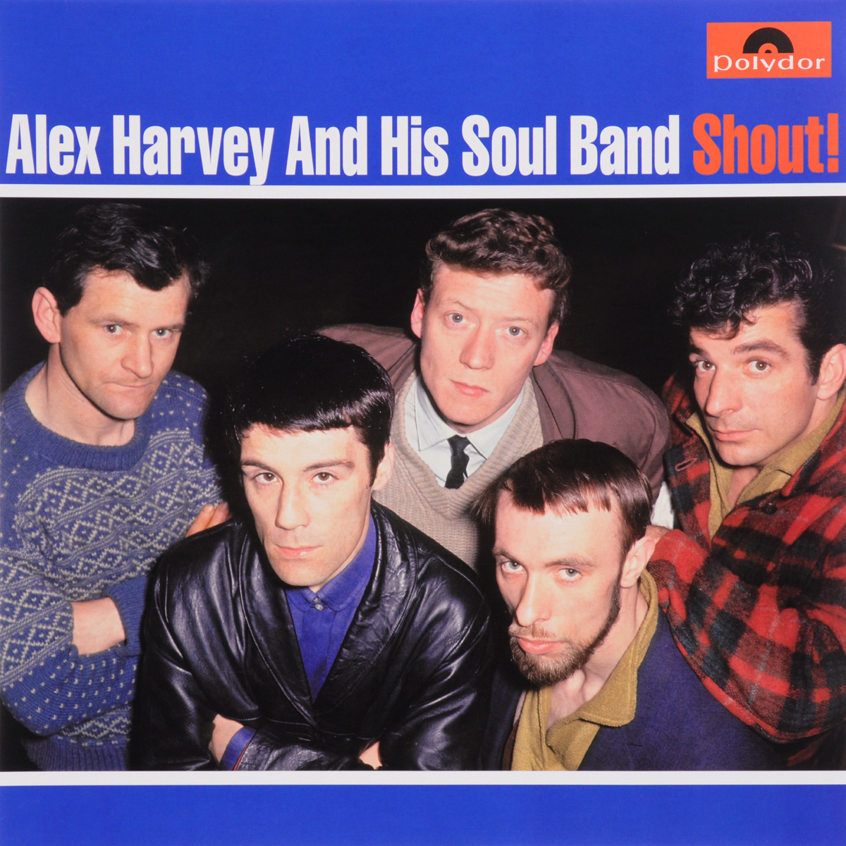 Alex Harvey And His Soul Band,Алекс Харви Alex Harvey And His Soul Band. Shout! (LP) alex mofa gang alex mofa gang perspektiven lp cd