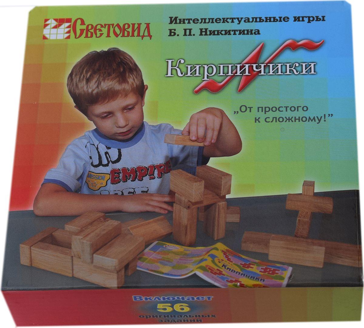 Световид Обучающая игра Кирпичики СВ02004