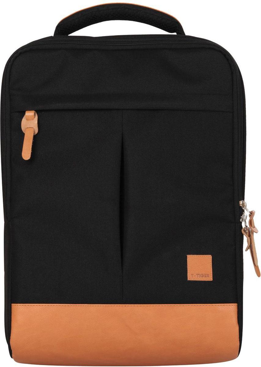 Tiger Enterprise Рюкзак Cube рюкзак городской t tiger collection разм 46x29x17см анат спинка темно синий коричневый