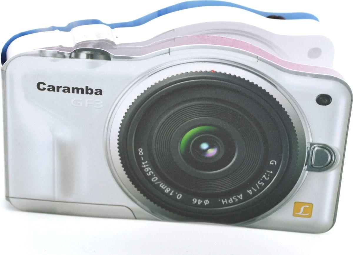 Карамба Блокнот Фотоаппарат Caramba 100 листов