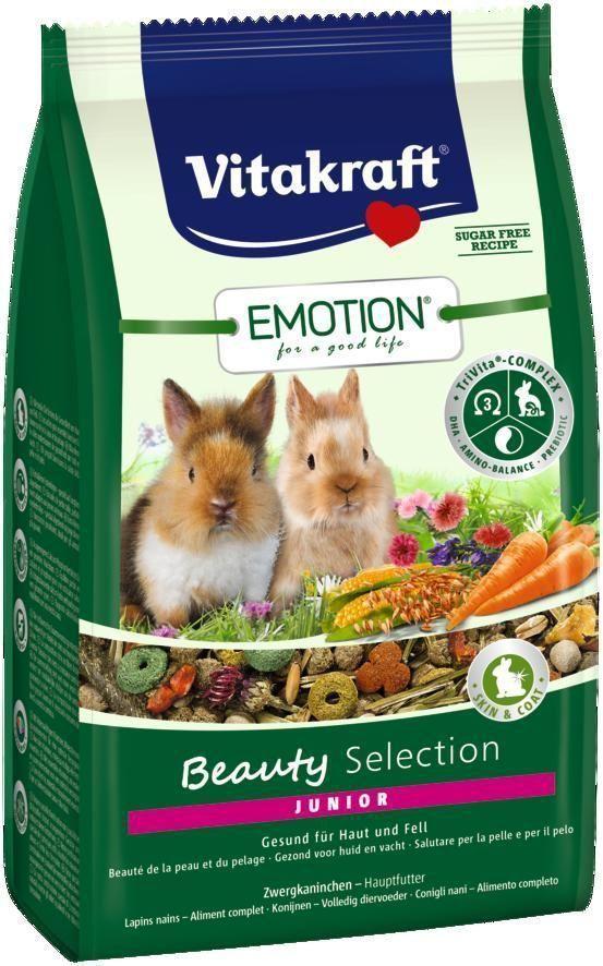 Корм для крольчат Vitakraft Beauty Selection, 600 г33744Сбалансированный корм для крольчат до 6 месяцев. Содержит пребиотик инулин, все жизненно важные аминокислоты и докозагексаеновую кислоту, важную для функции сердца, головного мозга и иммунной системы. Содержит ценные масла, обеспечивающие красивую и здоровую шерсть. Состав: продукты растительного происхождения, злаки 24,5%, овощи 16,3%, инулин 2%, семена, масла и жиры 0,91%, минералы, васильки 1%, водоросли, экстракт юкки. Анализ состава: 15% клетчатка, 0,8% кальций, 0,3% фосфор, 0,06% ДГК. Пищевые добавки на 1 кг: витамин А 16090 МЕ, витамин Д3 1008 МЕ, селен 0,16 мг, железо 54,1 мг, йод 0,21 мг, медь 5,94 мг, марганец 28,94 мг, цинк 30,76 мг. Товар сертифицирован.