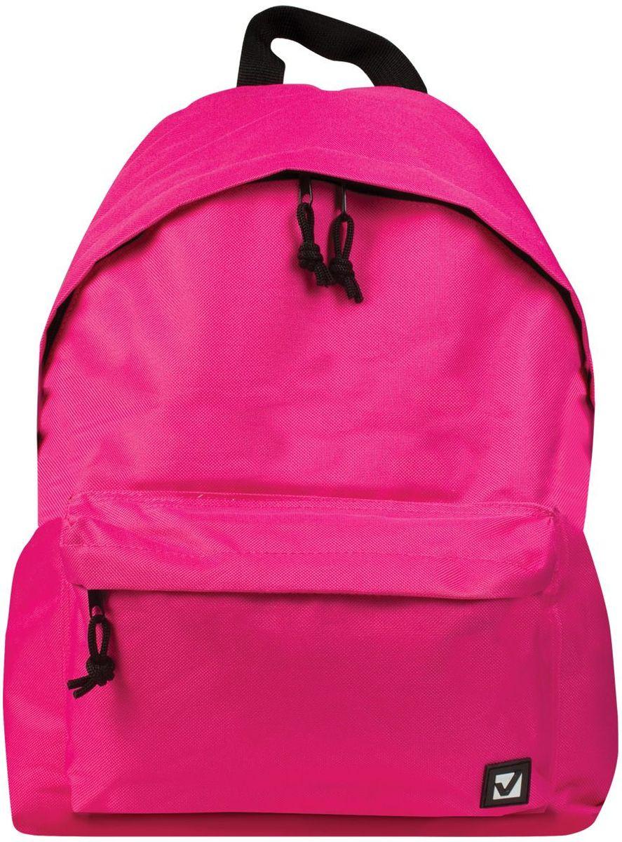 Brauberg Рюкзак Сити-формат цвет розовый 225375 цена 2017