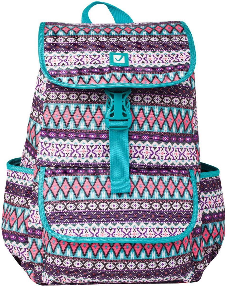 Brauberg Рюкзак Ромб 226358 brauberg brauberg рюкзак для старших классов пурпур
