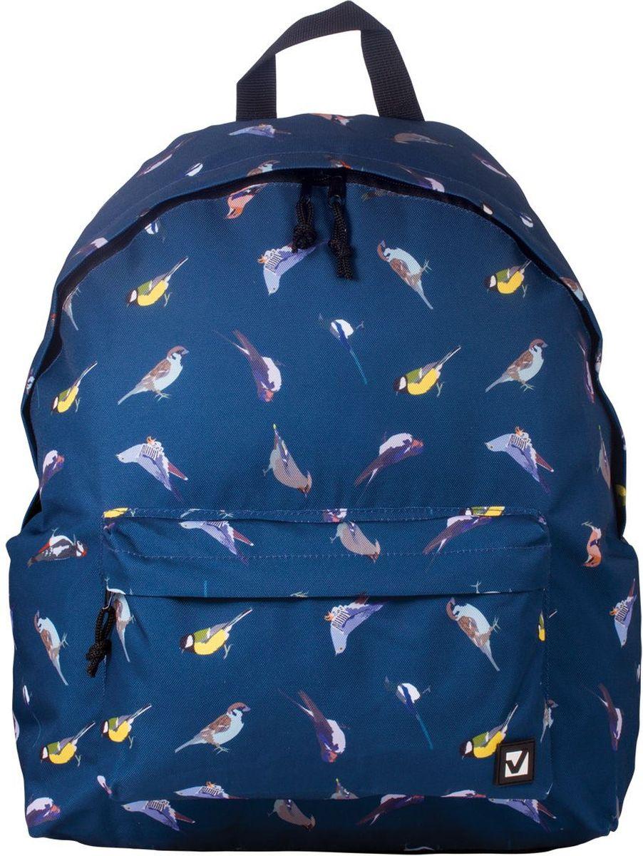 Brauberg Рюкзак Птицы 226401 brauberg brauberg рюкзак для старших классов узоры цветы
