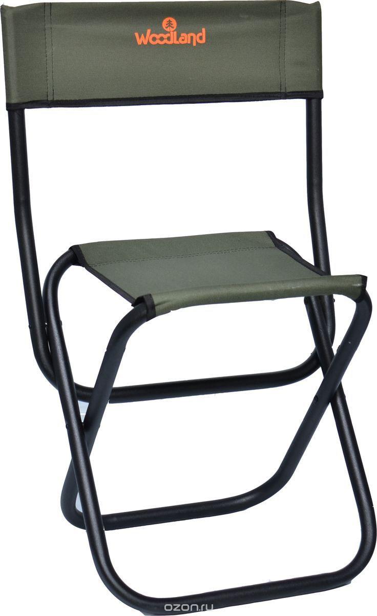 Кресло складное Woodland Tourist, 30 см х 40 см х 70 см кресло woodland ck 100 comfort складное кемпинговое 54 x 54 x 98 см сталь