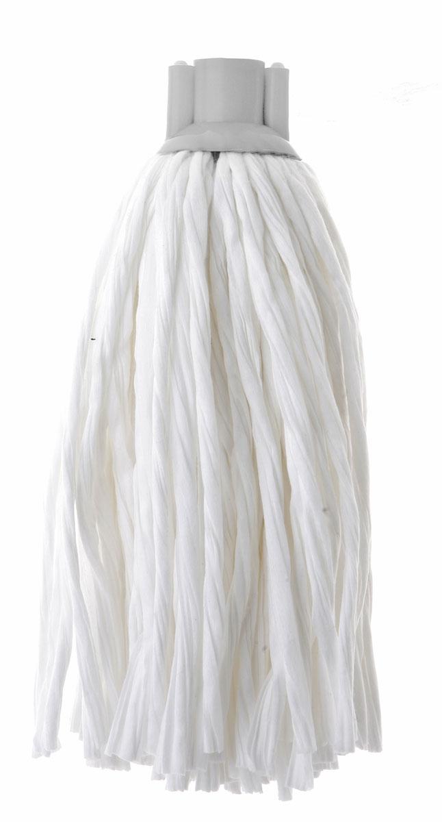 Насадка сменная Apex Girello Eco, для швабры, цвет: белый насадка сменная apex girello eco для швабры цвет белый