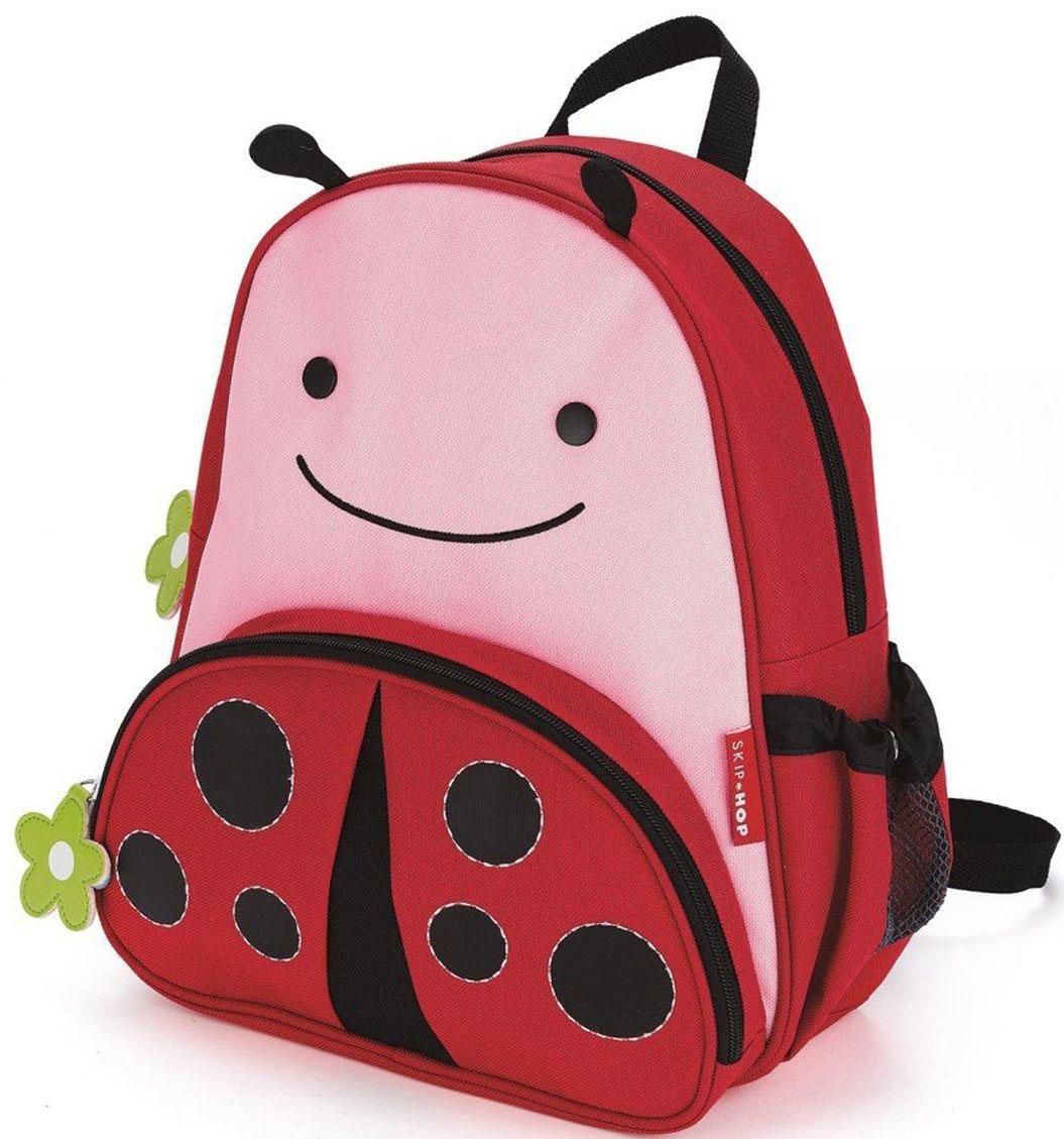 Skip Hop Рюкзак дошкольный Божья коровка сумочка для ланч бокса детская skip hop божья коровка