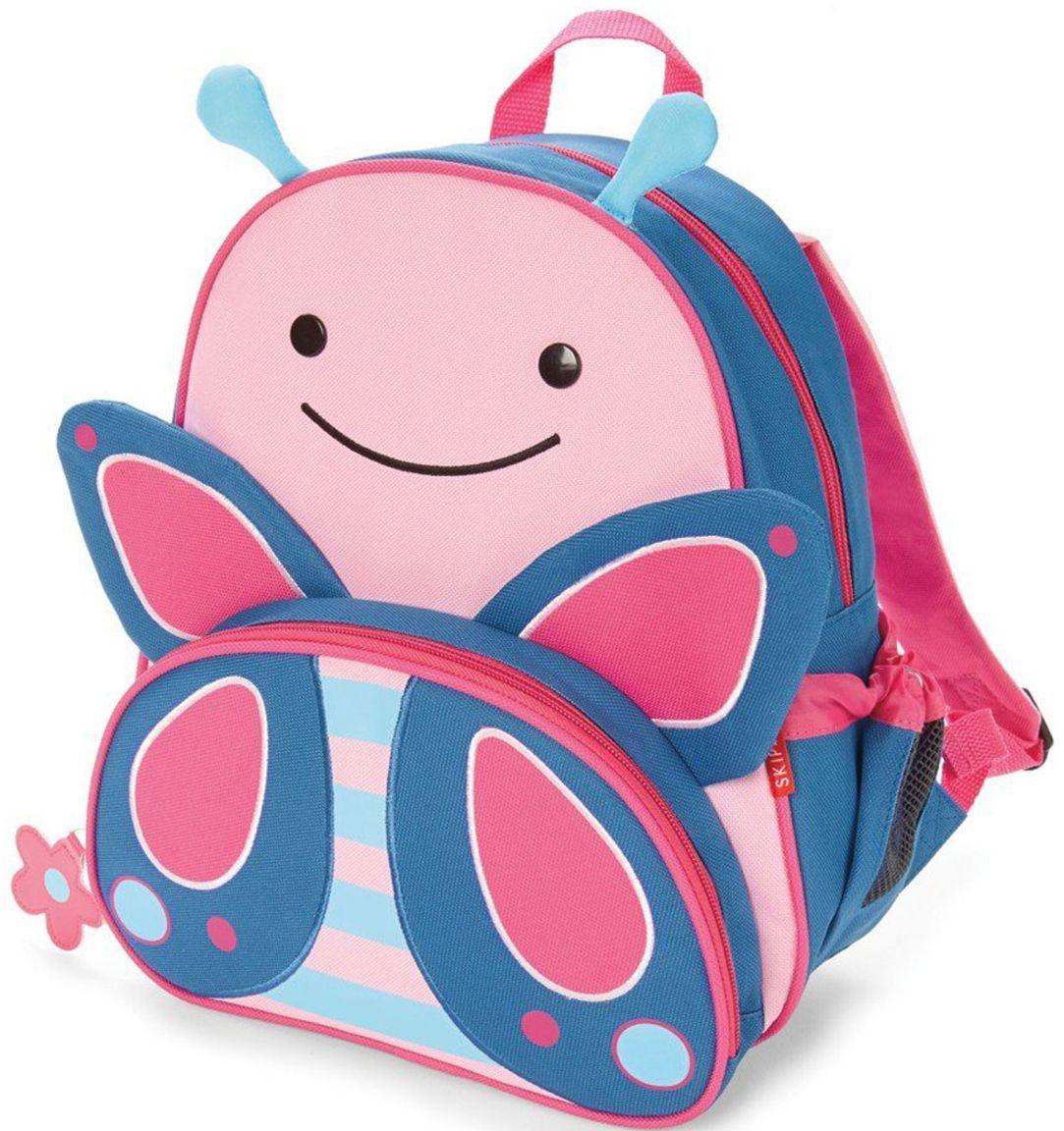 все цены на Skip Hop Рюкзак дошкольный Бабочка онлайн