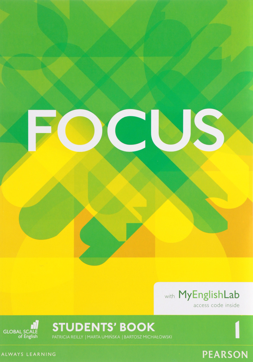 Focus: Level 1: Student's Book with Word Store (+ MyEnglishLab Access Code) learning english language via snss and students academic self efficacy