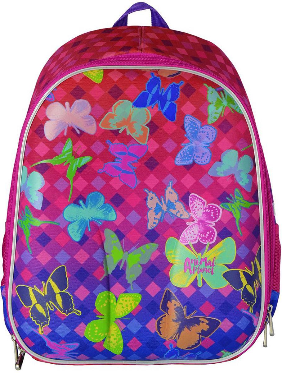 Action! Рюкзак Animal Planet Бабочки рюкзак бабочки
