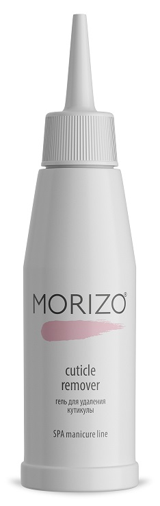 Morizo Гель для удаления кутикулы, 100 мл гель для удаления кутикулы 5 мл morizo manicure line