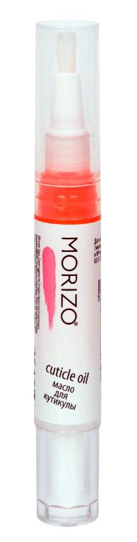 Morizo Масло для кутикулы Карандаш, 5 мл гель для удаления кутикулы 5 мл morizo manicure line