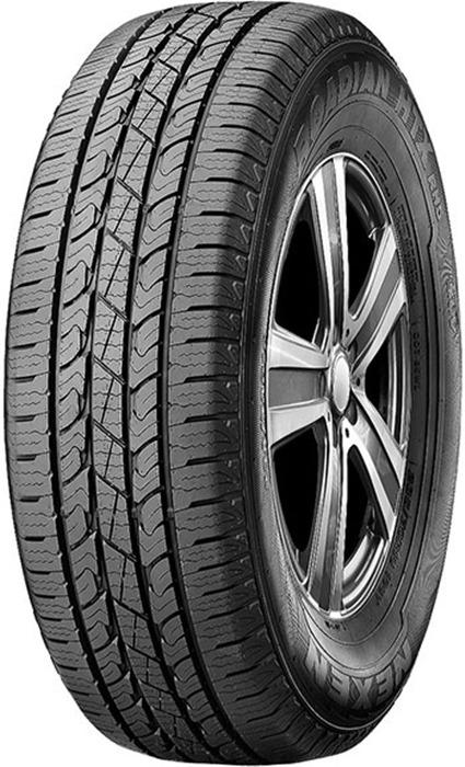 Шины для легковых автомобилей Nexen 601440 265/70R 16 112 (1120 кг) S (до 180 км/ч) nexen roadian hp 265 60r17 108v