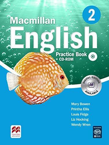 Macmillan English 2: Practice Book (+ CD-ROM) muslim speak in english language teaching