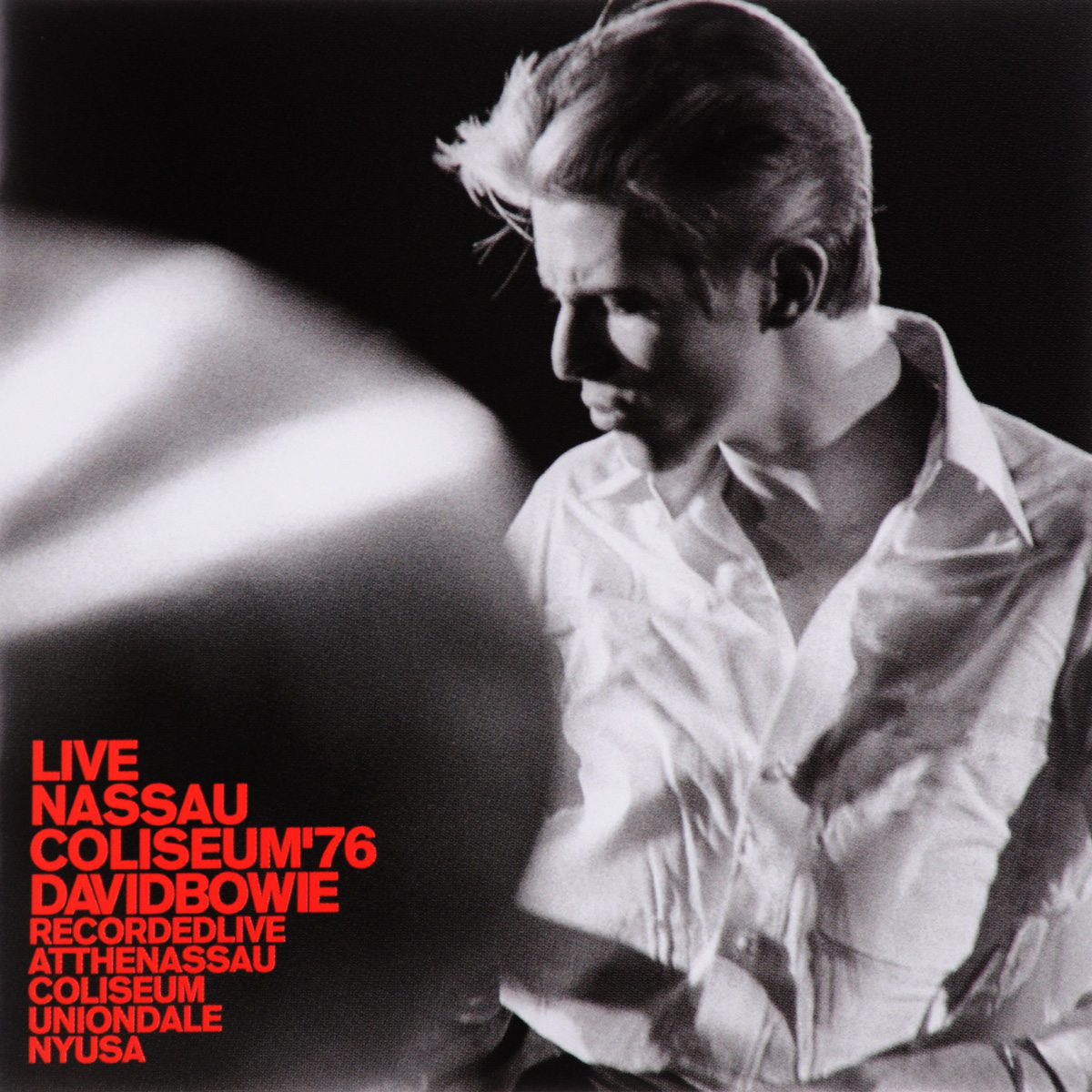 Дэвид Боуи David Bowie. Live Nassau Coliseum '76 (2 CD) david bowie blackstar cd