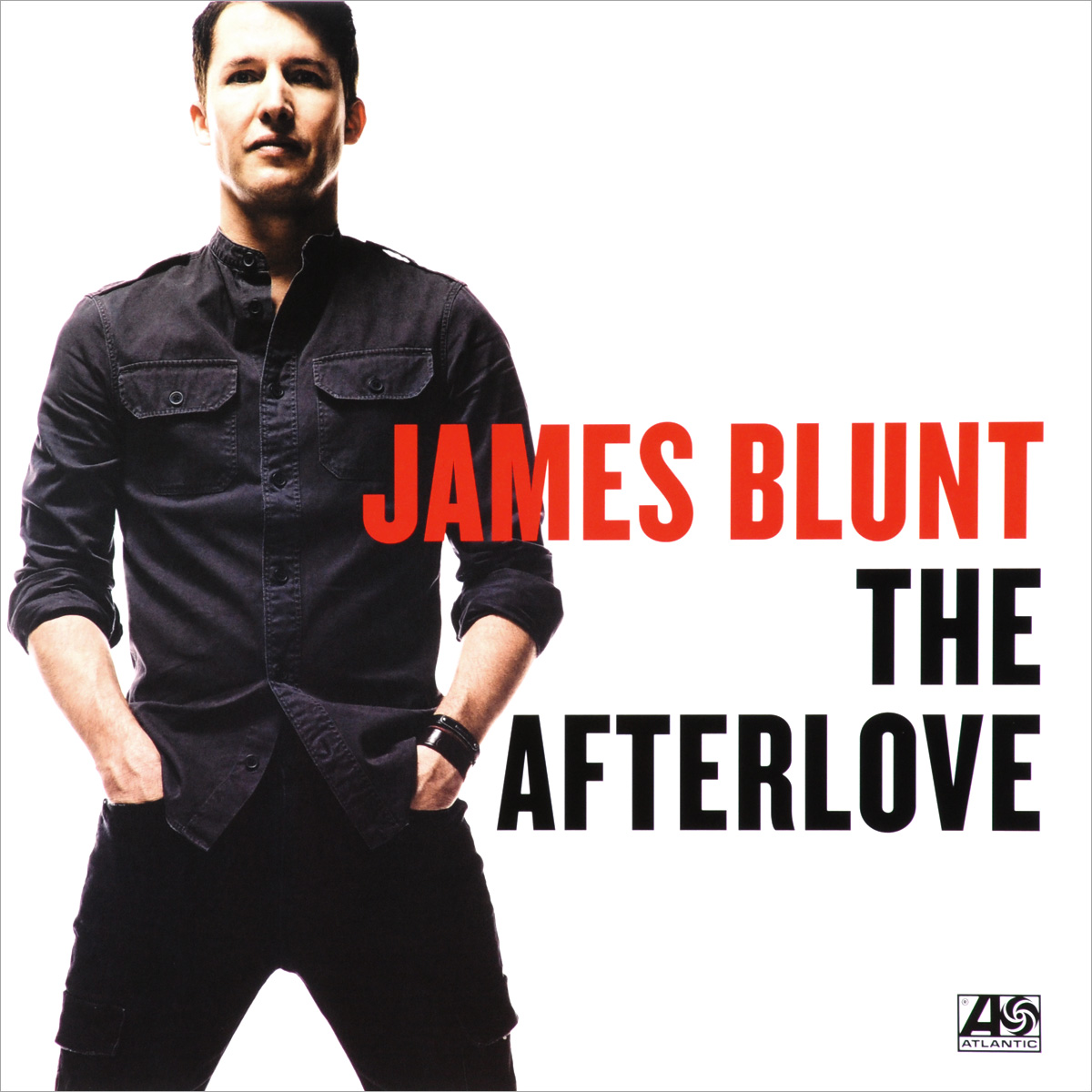 Джеймс Блант James Blunt. The Afterlove (LP) james blunt cap roig