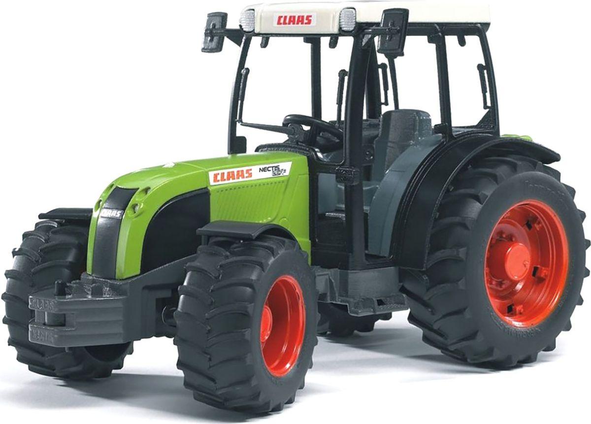 Bruder Трактор Claas Nectis 267 F трактор bruder claas nectis 267 f 02 110