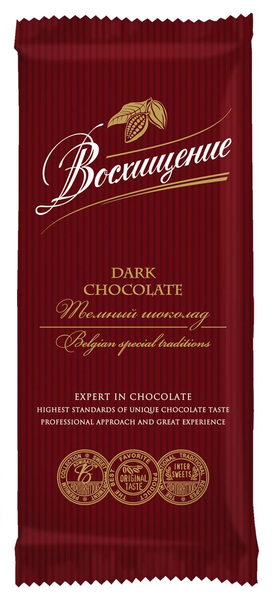 Волшебница Восхищение шоколад темный, 90 г