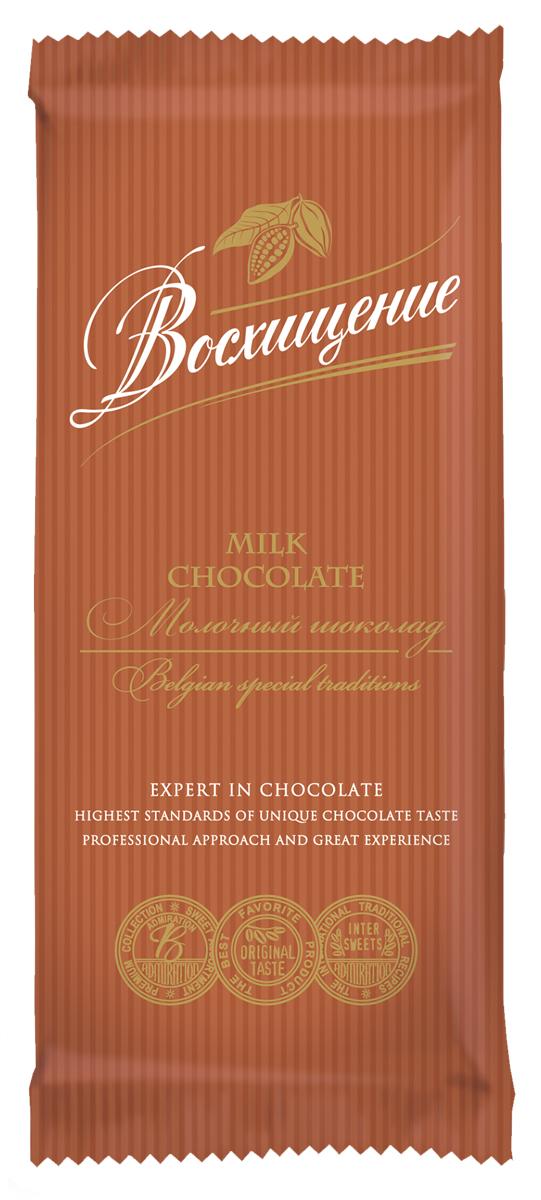 Волшебница Восхищение шоколад молочный, 90 г