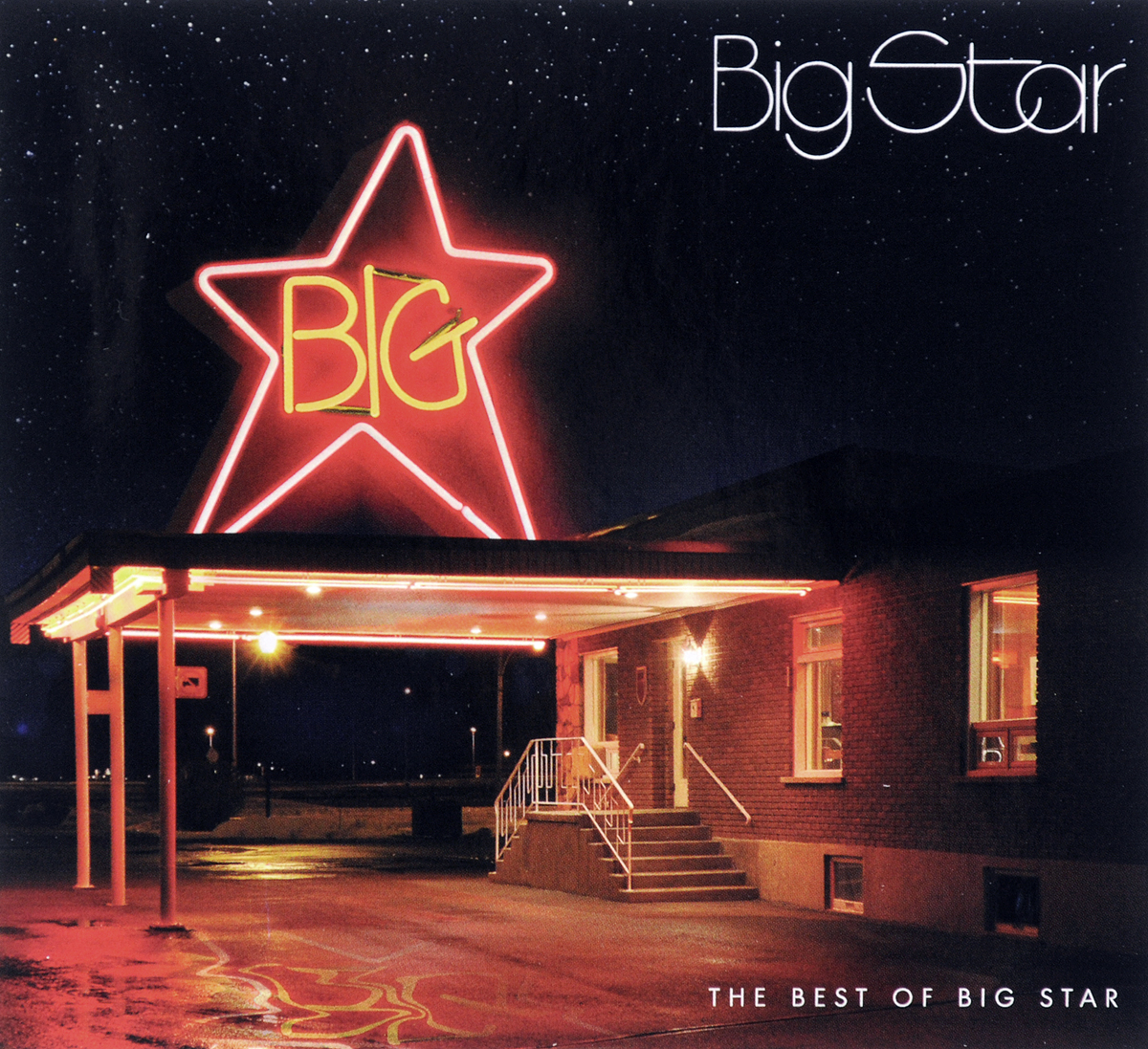 Big Star Big Star. The Best Of big star big star the best of