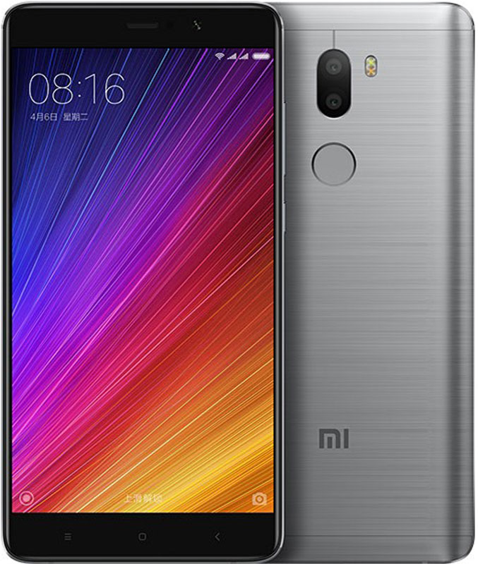 Смартфон Xiaomi Mi 5s Plus 4/64GB, серый как улучшить качество веб камеры