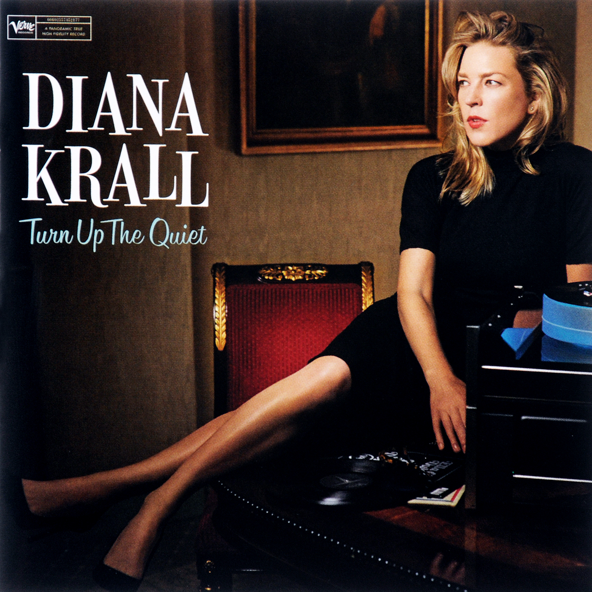 Дайана Кролл Diana Krall. Turn Up The Quiet анатолий кролл