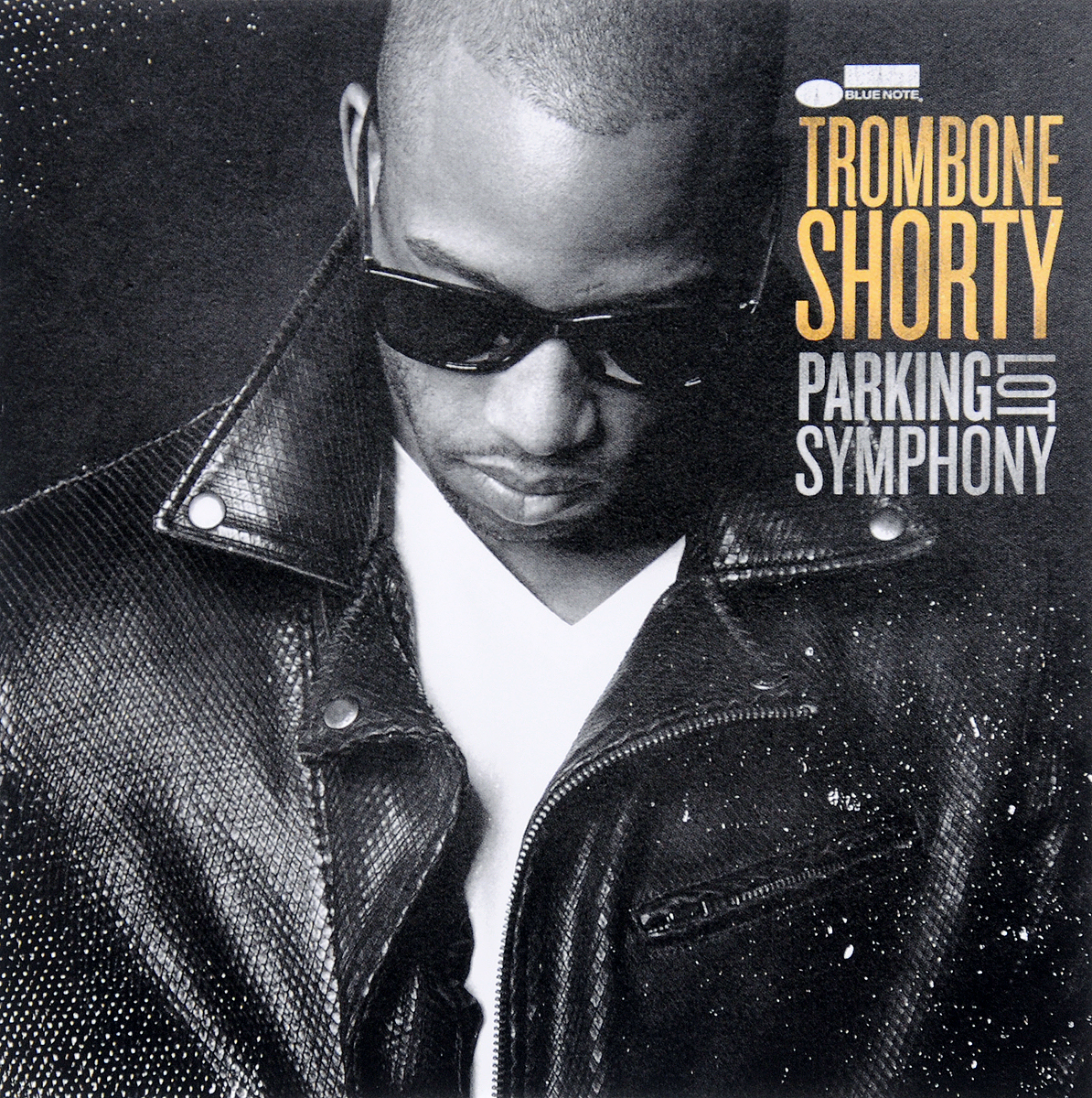Тромбоун Шорти Trombone Shorty. Parking Lot Symphony 100pcs lot c106d