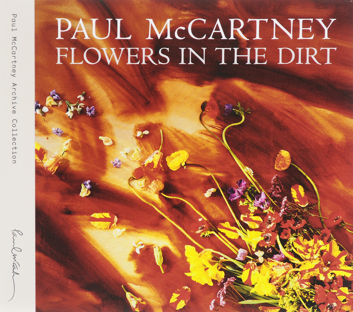 Пол Маккартни Paul McCartney. Flowers In The Dirt. Special Edition (2 CD) пол маккартни paul mccartney flowers in the dirt special edition 2 cd