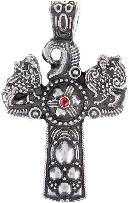 Медальон бижутерный Гифтман подвески бижутерные aztek амулет защитный квадратура круга