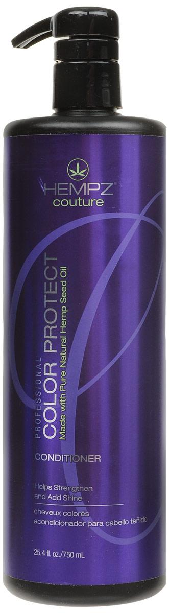 Hempz Кондиционер защита цвета окрашенных волос Color Protect Conditioner 750 мл