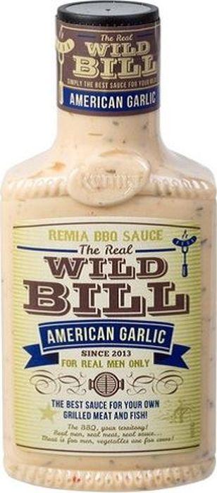 Remia Wild Bill BBQ соус американский сливочно-чесночный, 450 мл соус чесночный