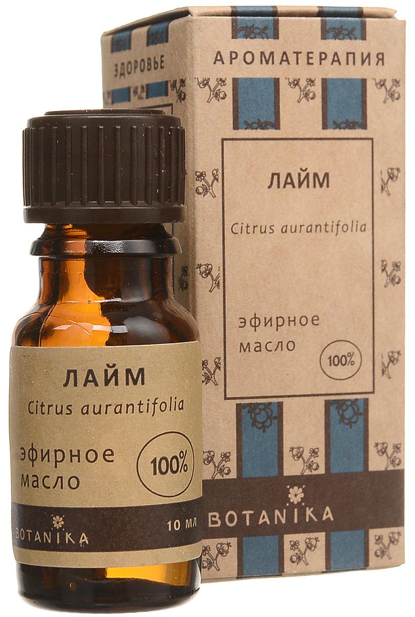 цена на Эфирное масло Botanika Лайм, 10 мл