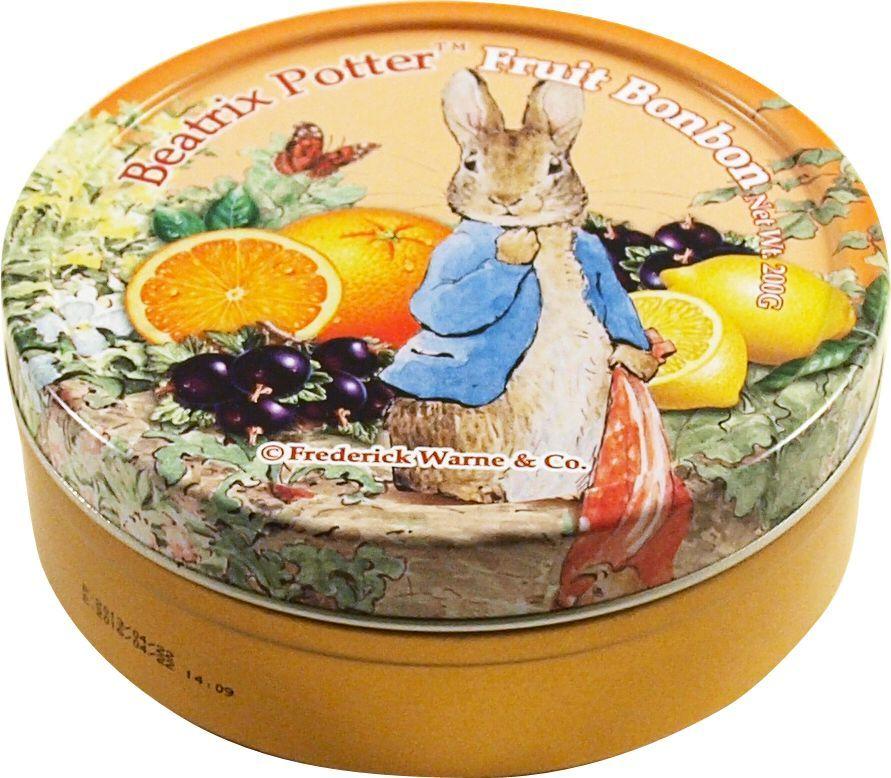 Beatrix Potter Фруктовое ассорти леденцы, 200 г сhokocat пилюли от лени леденцы для рассасывания 18 г