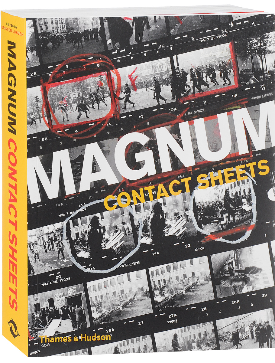 Magnum: Contact Sheets