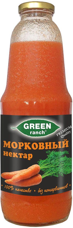Green Ranch нектар морковный, 1 л