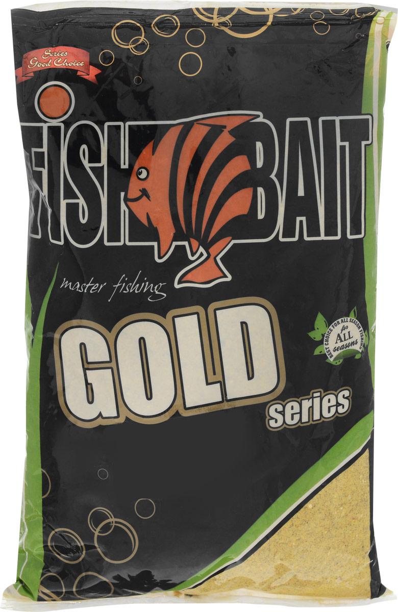 Прикормка для рыб FishBait Карась, 1 кг цена